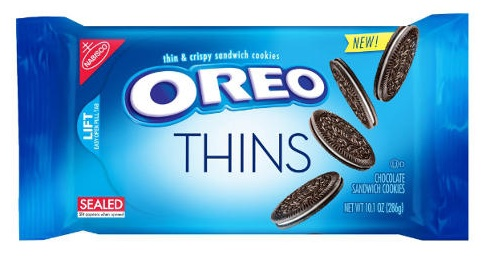 OREO Thins Photo: Mondelez International