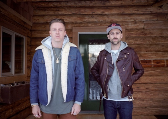 Macklemore & Ryan Lewis via Pitchfork