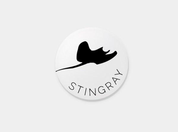 stingray pin