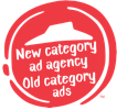 New category ad agency - old category advertising