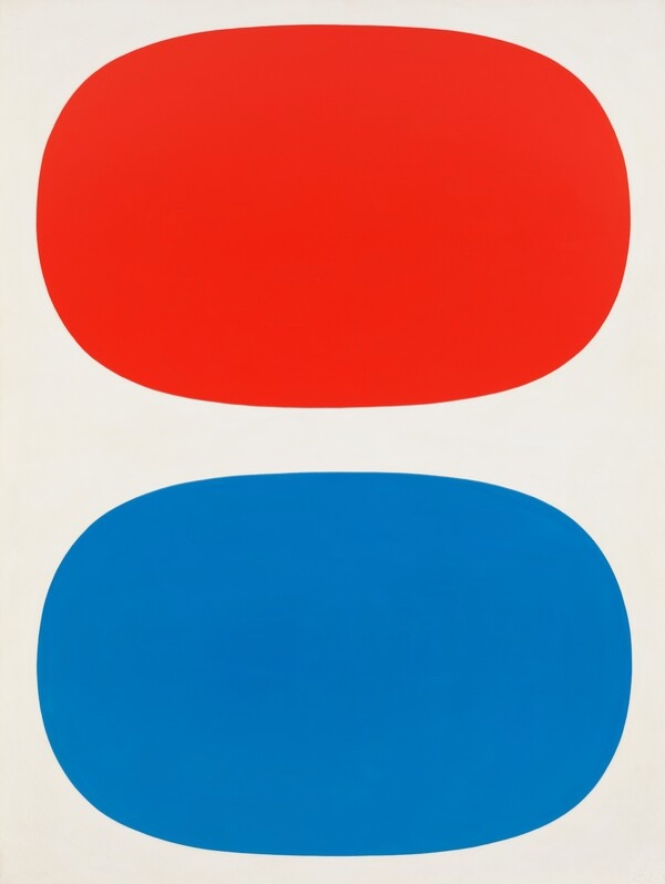 Whitney Museum of American Art, New York; Gift of Betty Parsons © Ellsworth Kelly