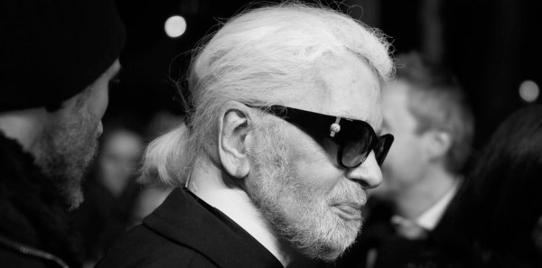 Karl Lagerfeld © Michel Stoupak/NurPhoto/Getty Images