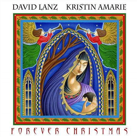 david-lanz-forever-christmas