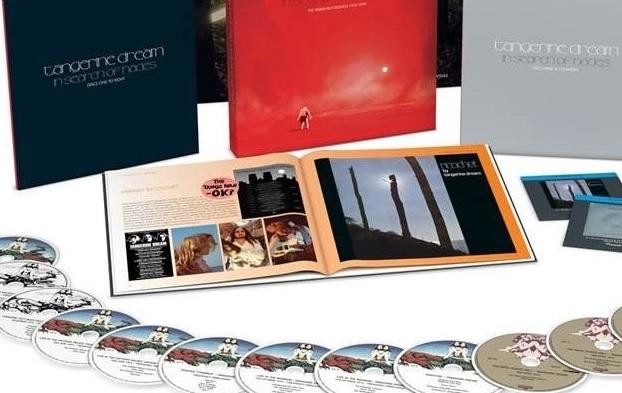 Tangerine Dream 7-Album Box Set: In Search of Hades | New