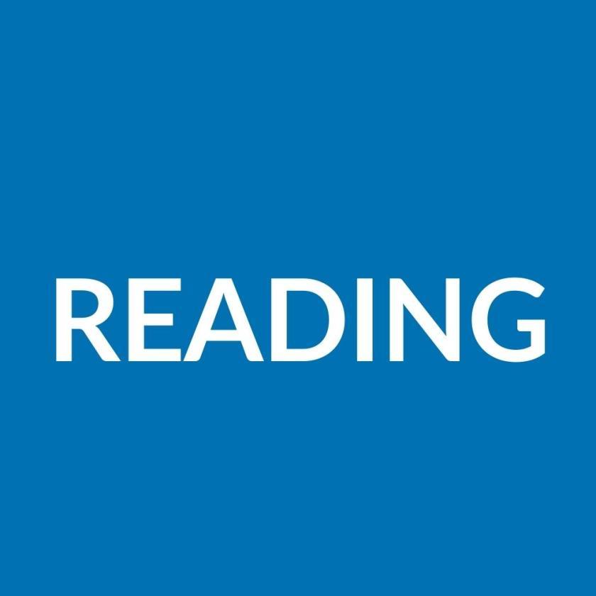 reading blue image