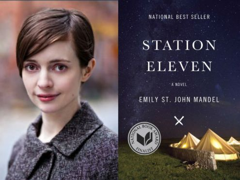 Station Eleven, read January