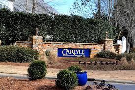 CarlyleSign