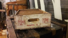 Soda Crate with Newark imprint