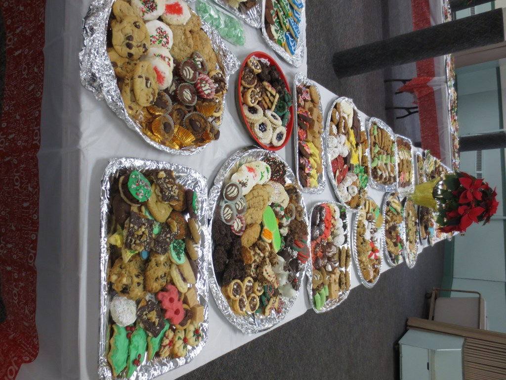 Newark FUMC 2017 Cookie Sale #6