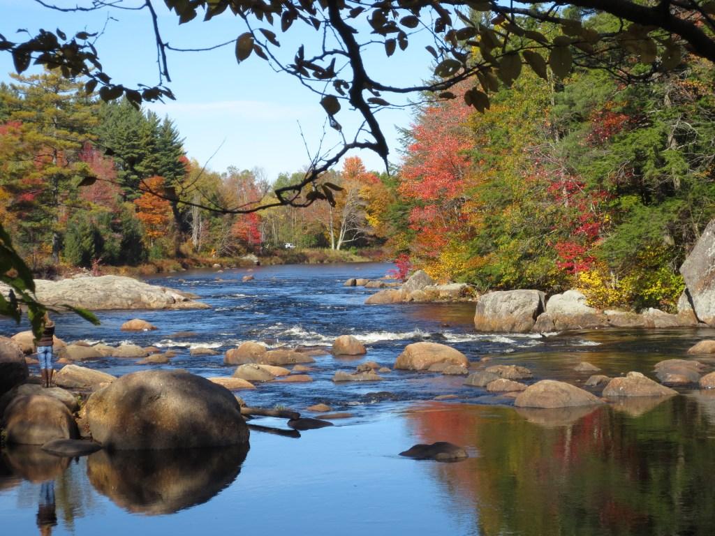 Newark FUMC Adirondack River #4 photo by Nancy Schrader