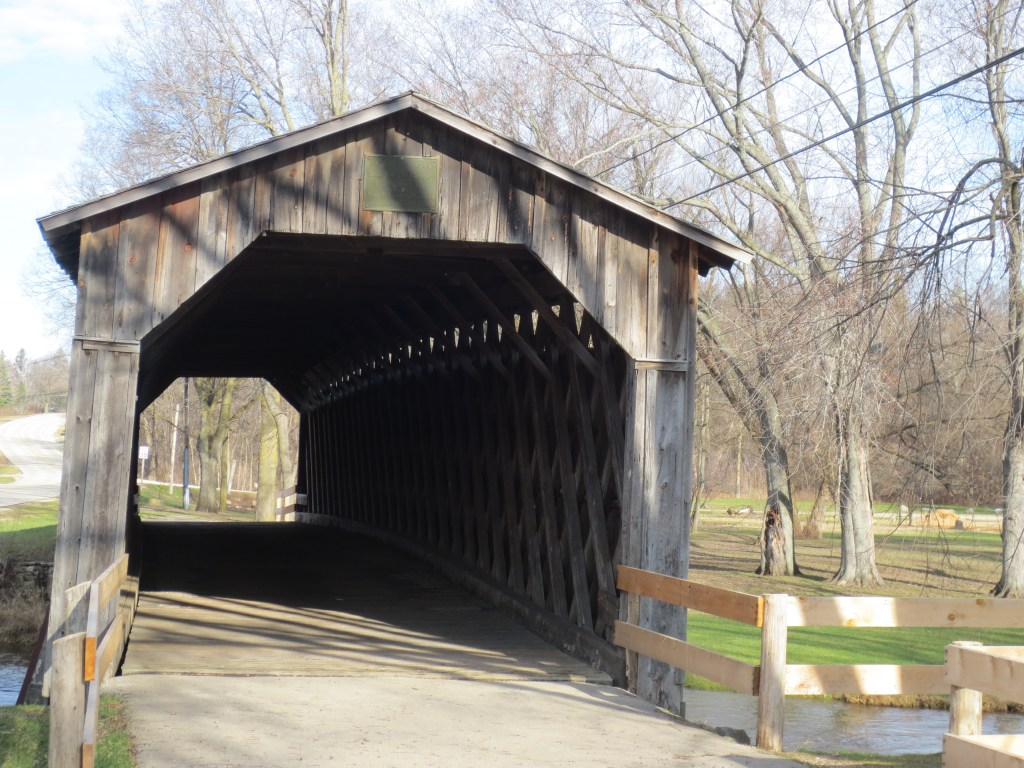 Newark FUMC Covered Bridge #2 photo by Nancy Schrader