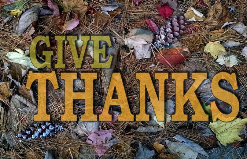 Newark FUMC, Give Thanks