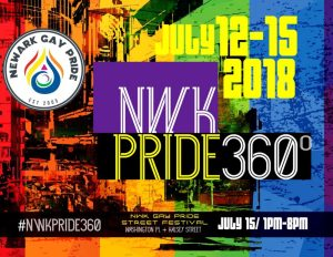 Newark Pride360 flyer graphic