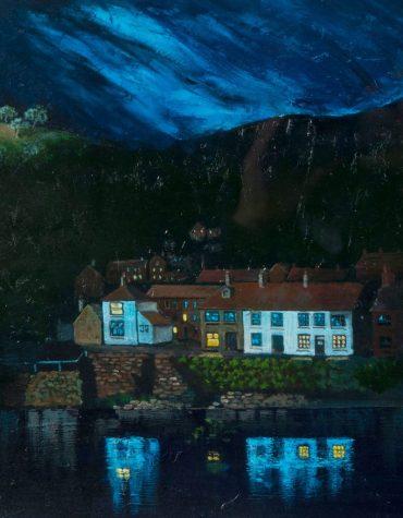 'Cumbrian Twilight' by Morton Murray
