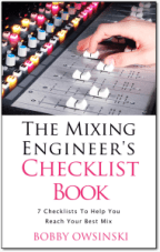 Bonus Ebook music production mixing tricks