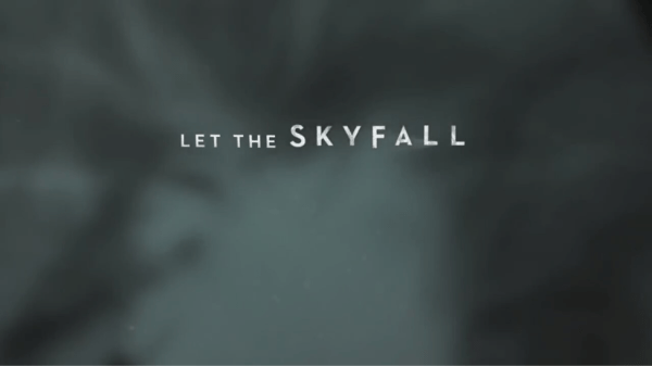 Skyfall  Lyric Videos