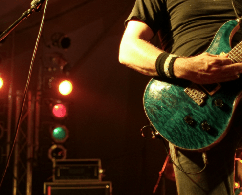 how to book gigs as an indie musician