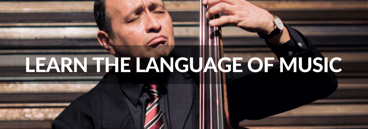 learn the language of music