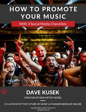 How to Promote Your Music Ebook cover copy
