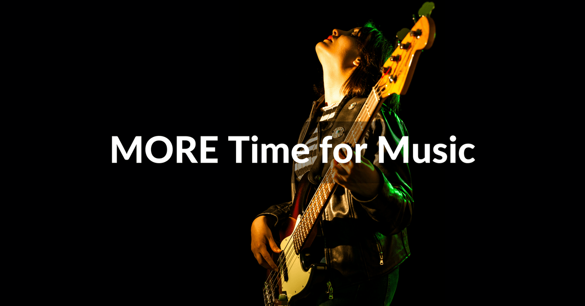 how to not waste time promoting your music on social media