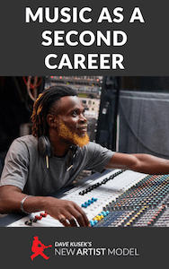 create a second career in music ebook