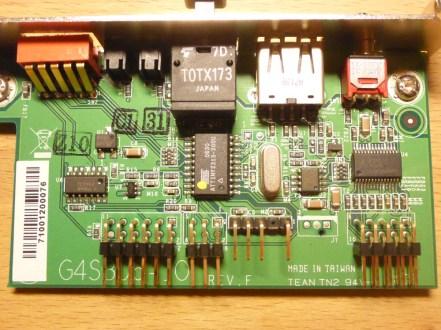 Taito Type X² - I/O card