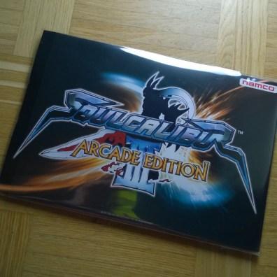 Soul Calibur III marquee