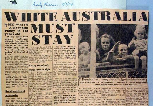 White Australia must stay1_569111_tcm11-18704