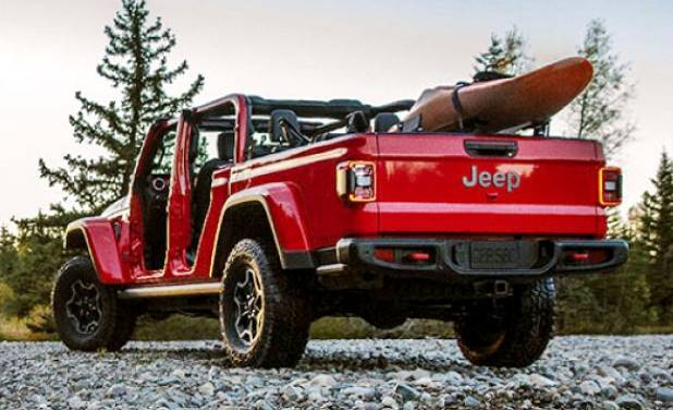 2020 jeep gladiator rubicon diesel
