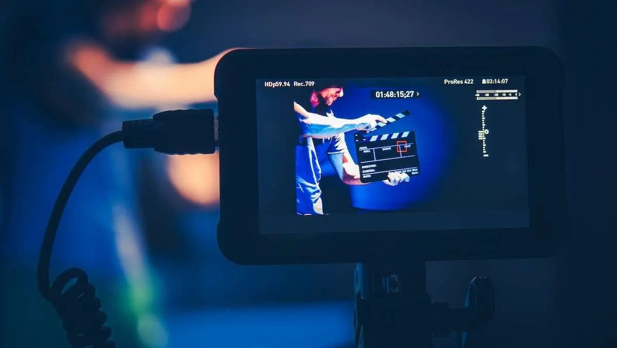 foto industria do cinema