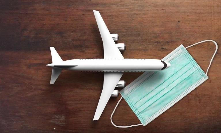 covid 19 restricao de voo