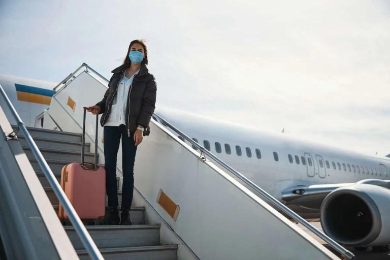 viajantes permitidos de entrar no Canada