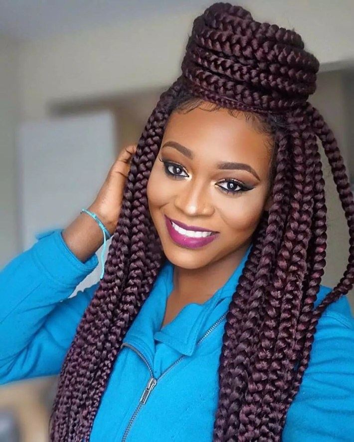 55 cool single braids ideas – trendy hairstyles for young