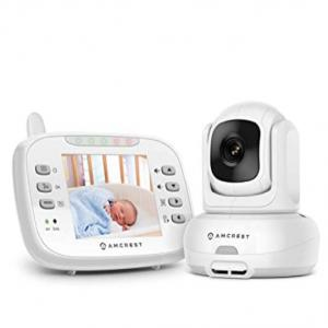 Amcrest AC 2 Video Baby Monitor