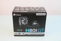 Corsair H80i GT Box