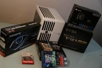Intel 6600K R9 390 Gamign PC Build