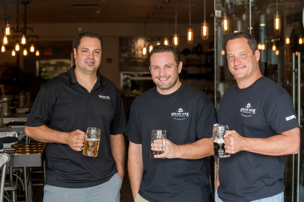 Brewery owners