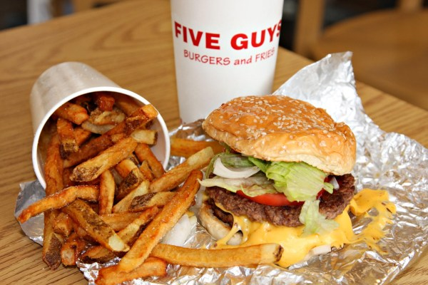 Five Guys, Olive Garden, LongHorn coming to New Bern? – New Bern Post
