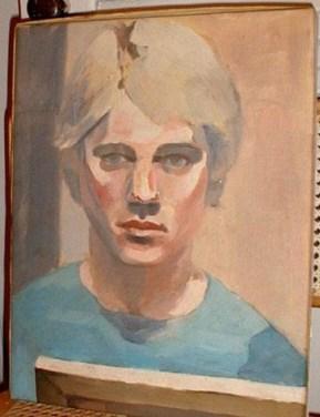 Self Portrait, '77