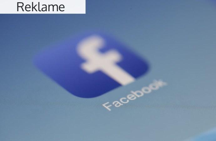 Vær forsigtig med brugen af Facebook