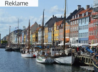 5 fede ferie idéer i Danmark