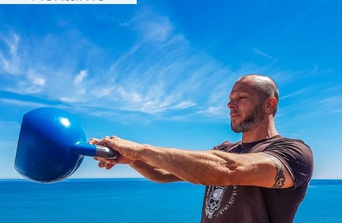 Guide til træning med kettlebell – begynder