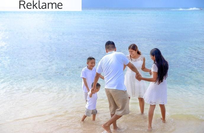 Vær smart, og vælg en nem ferie for hele familien