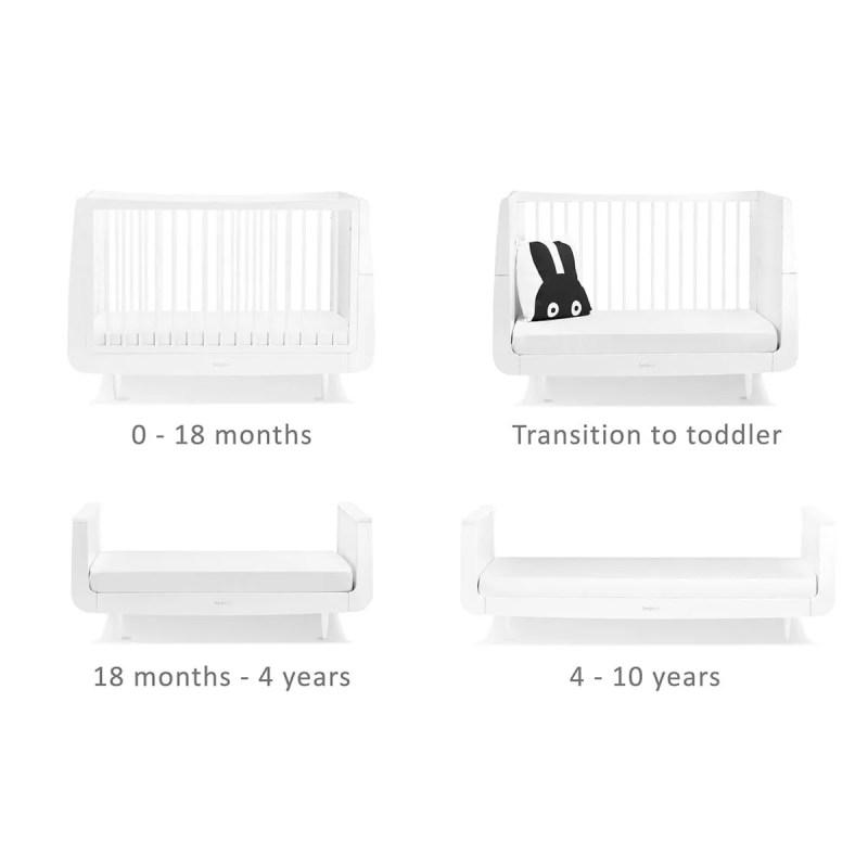 Snuzkot - Skandi Cot Bed