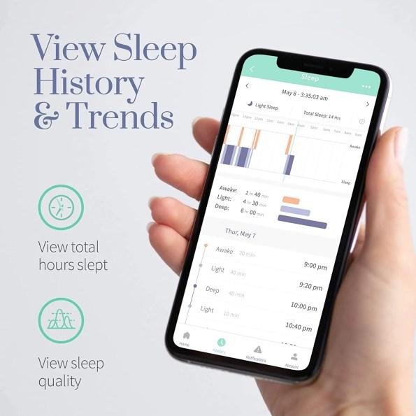 Owlet - Smart Sock 3 Baby Monitor