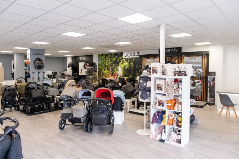 newbie and me joolz pushchairs telford store