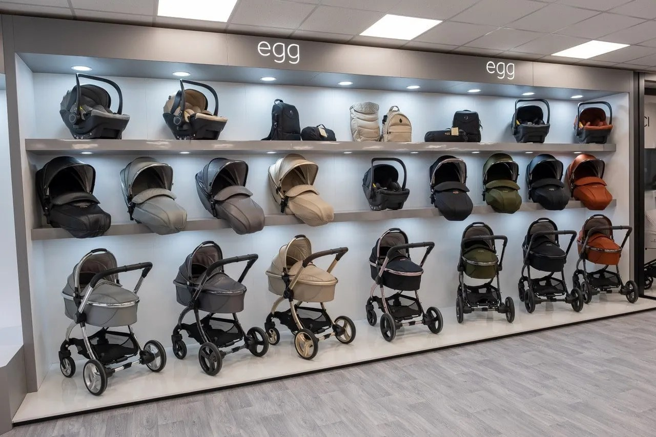 newbie and me egg travel systems leeds store