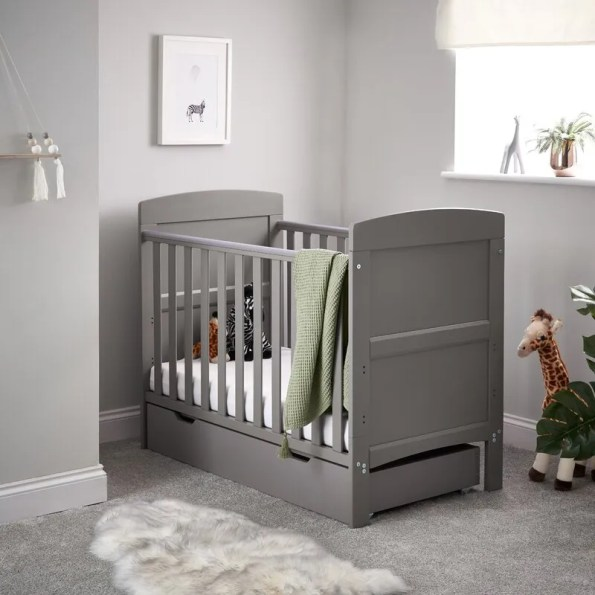Obaby - Grace Mini Cot Bed