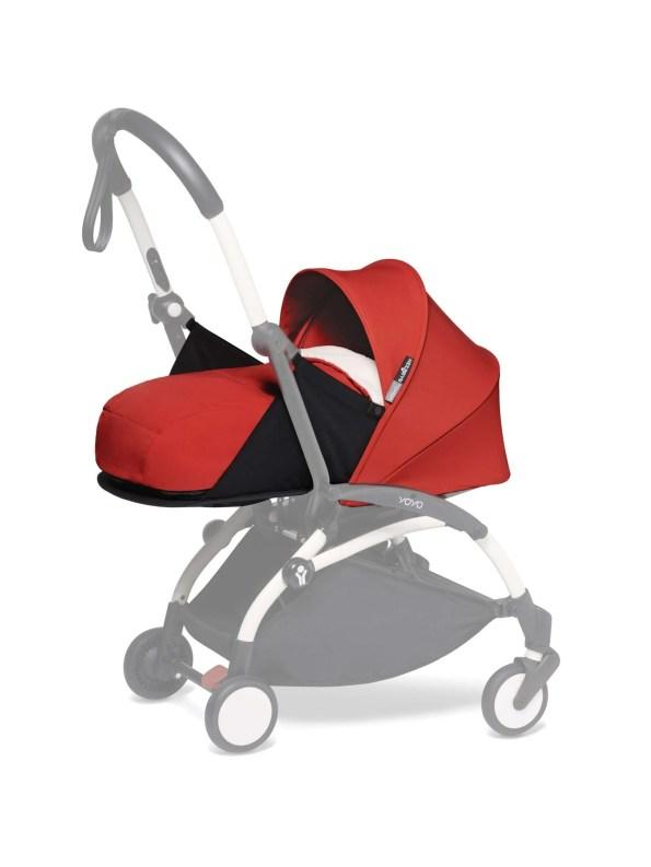 newborn pack red