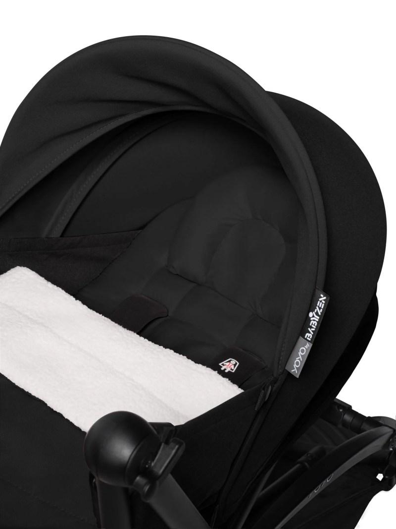 Babyzen YOYO newborn pack black